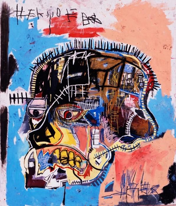 Жан-Мишель Баския, «Без названия (Голова)», 1981 год, с thesquirrelreview.com