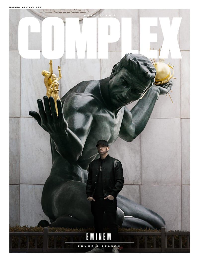 Интервью Эминема журналу Complex