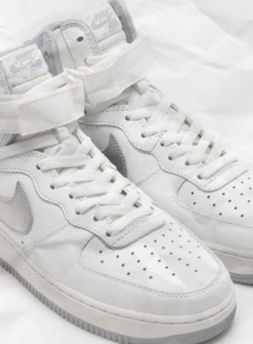 Nike Air Force 1 — история кроссовок