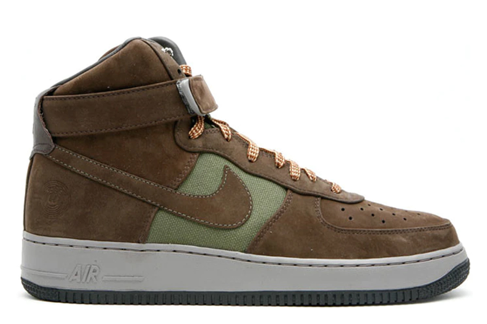 Nike Air Force 1 High Beef and Broccoli
