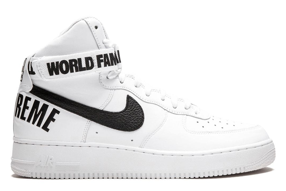 Nike Air Force 1 High Supreme World Famous
