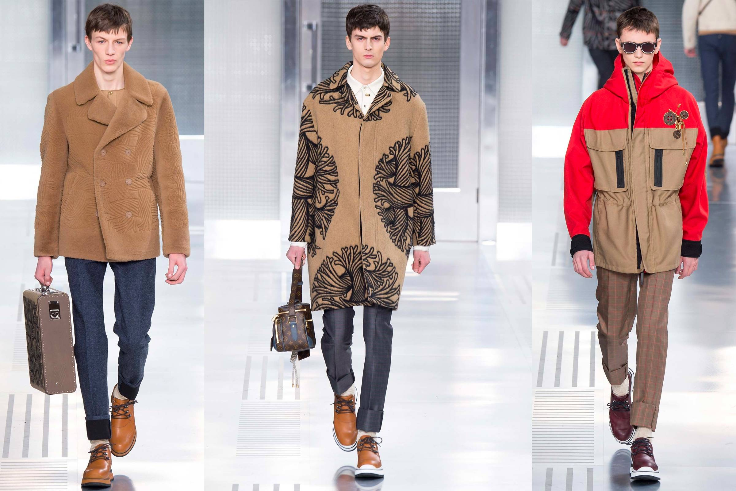 Louis Vuitton Fall/Winter 2015