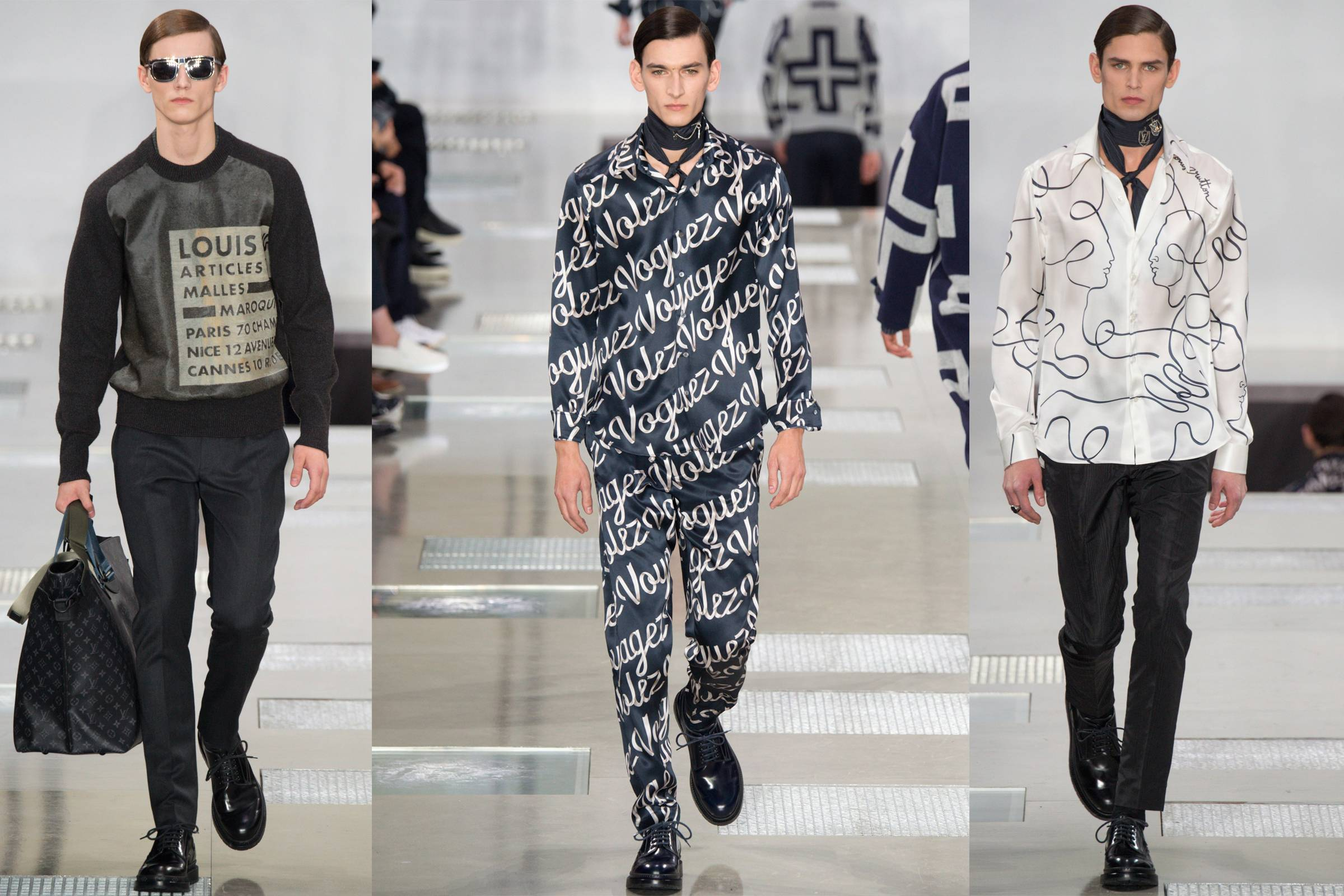 Louis Vuitton Fall/Winter 2016