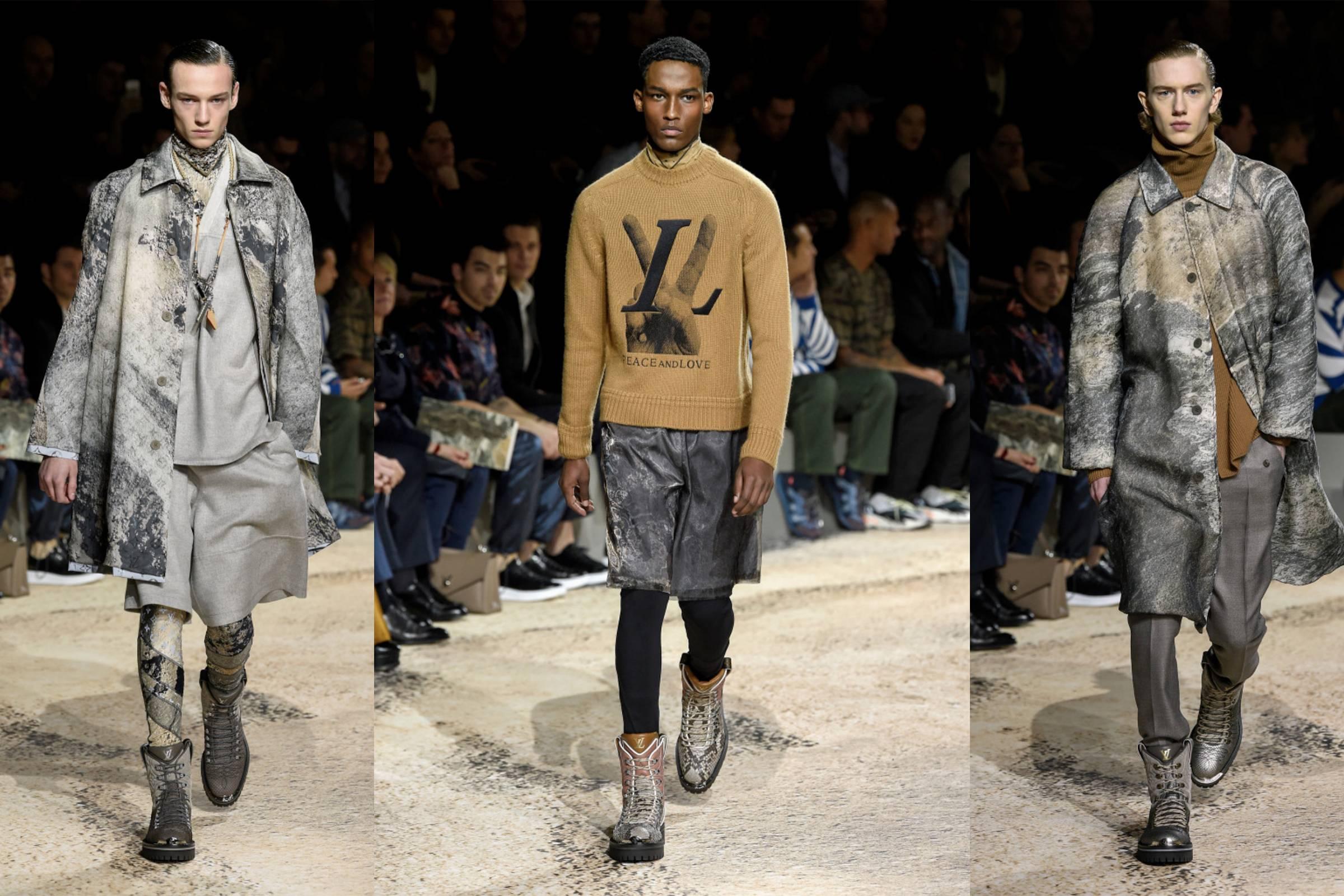 Louis Vuitton fw18