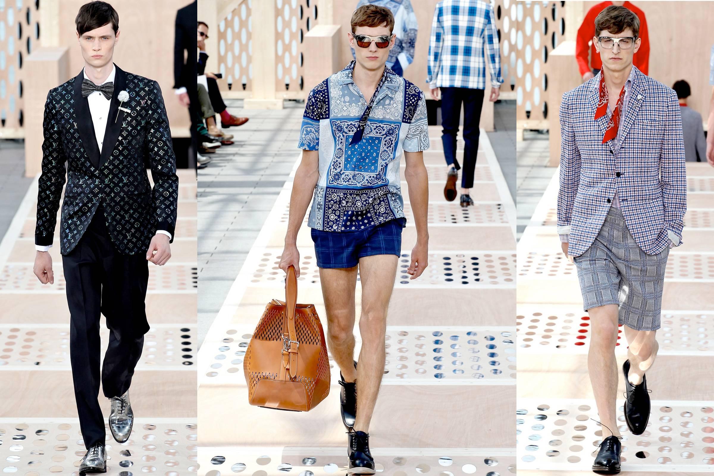 Louis Vuitton ss14