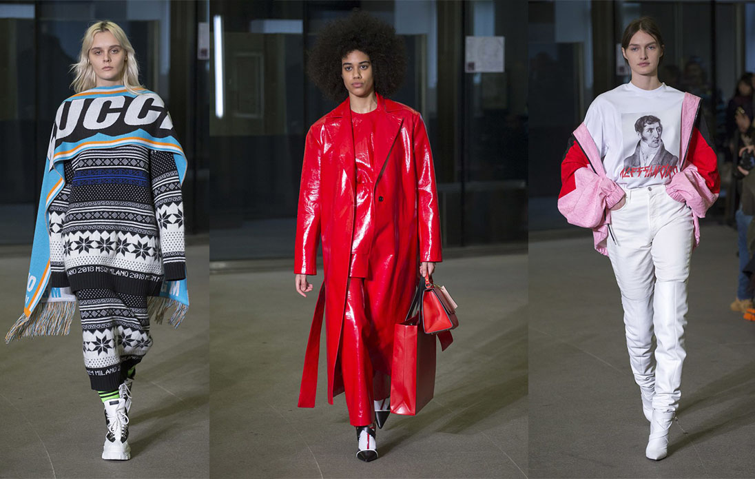 MSGM Fall/Winter 2018