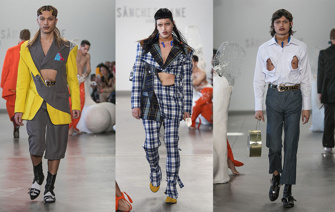 Sanchez-Kane Fall/Winter 2018