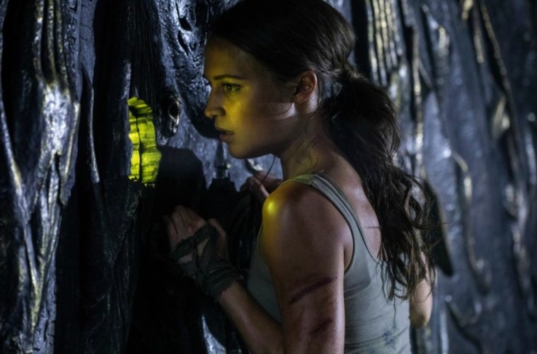 Обзор на фильмы «Tomb Raider: Лара Крофт» и «Леди Бёрд»