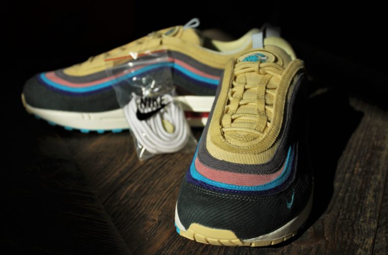 "анбоксинг Nike Air Max 1/97 ""Sean Wotherspoon"""