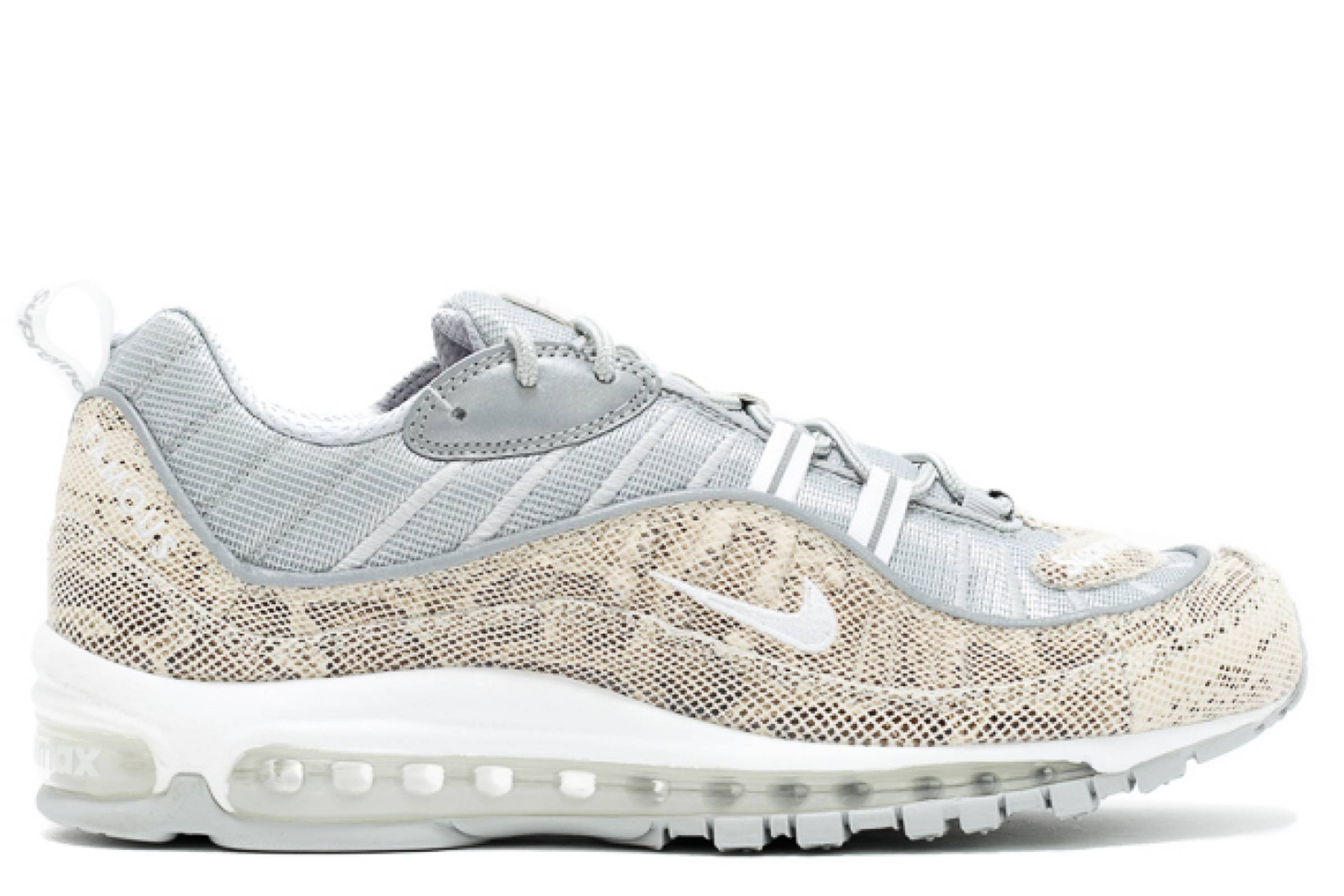 Air Max 98 «Supreme Snakeskin»