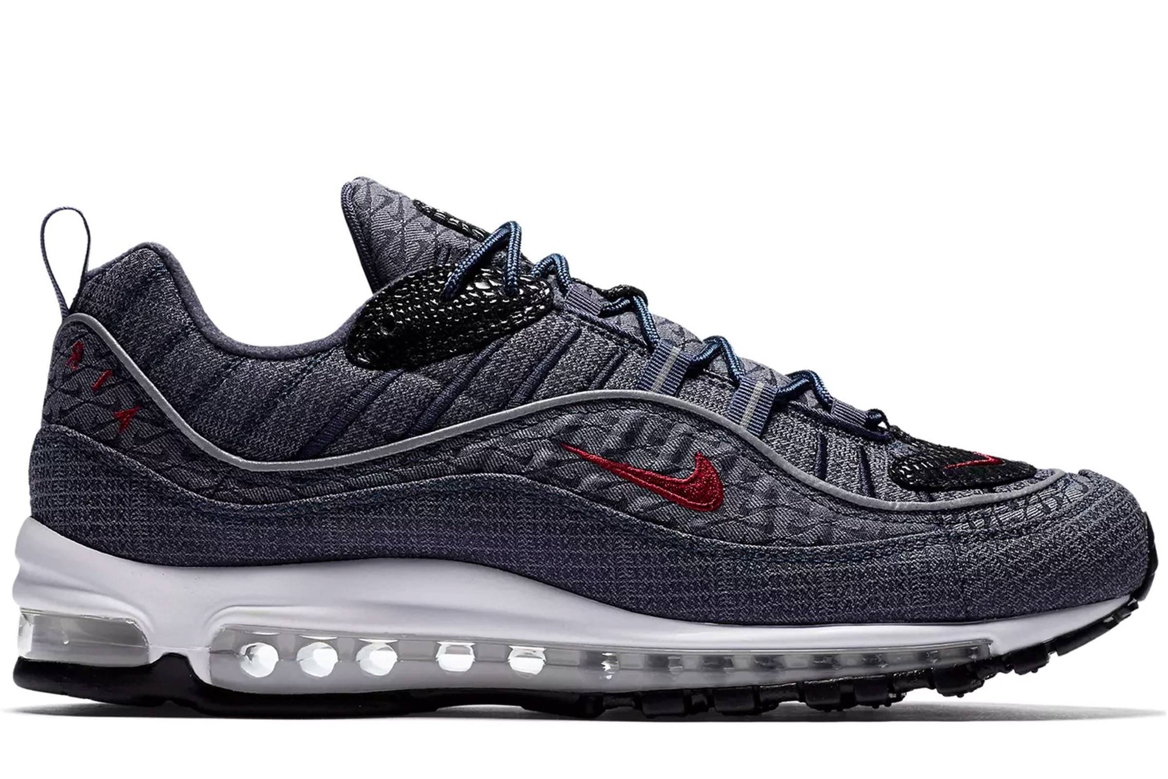 Air Max 98 «Thunder Blue»
