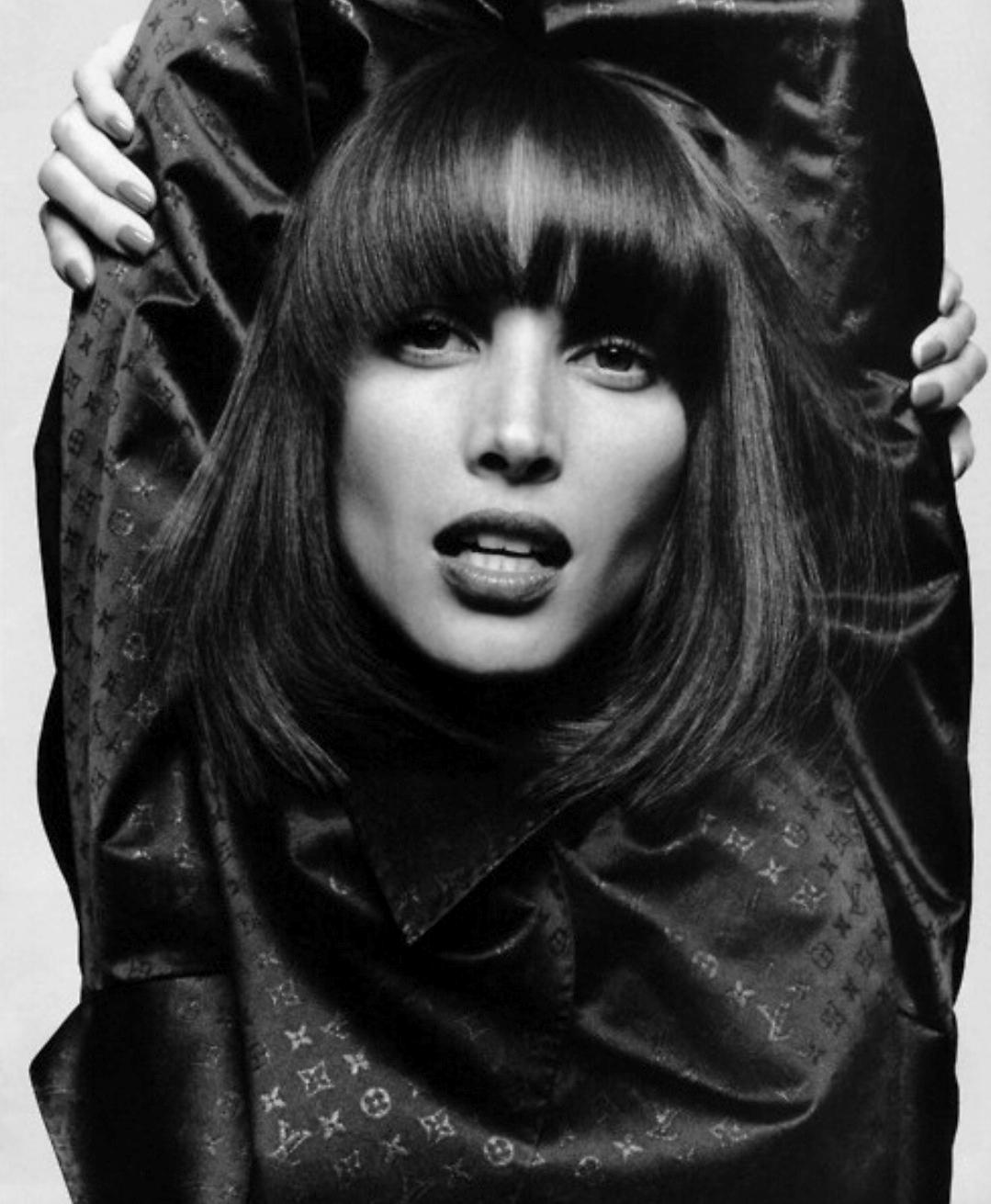 Кристи Терлингтон для Louis Vuitton