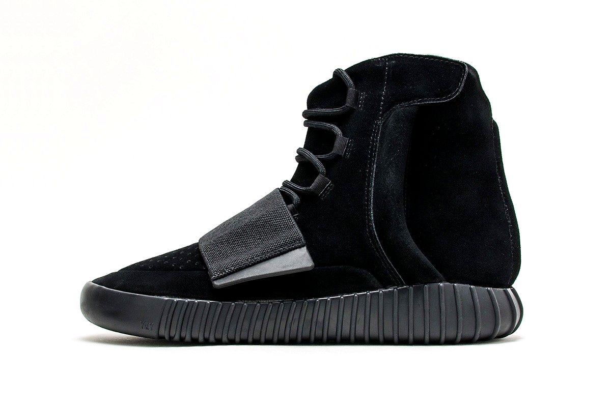 adidas YEEZY Boost 750 «Black» mcmag.ru