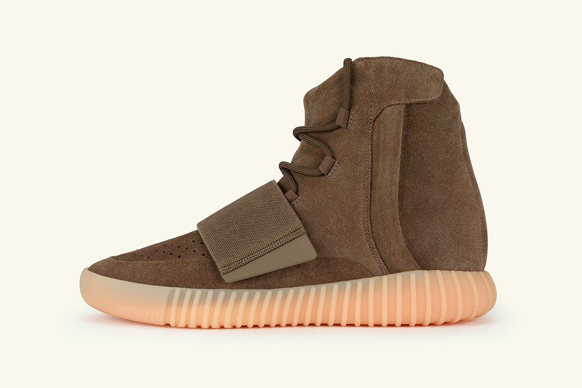 "adidas YEEZY Boost 750 ""Light B"" mcmag.ru"