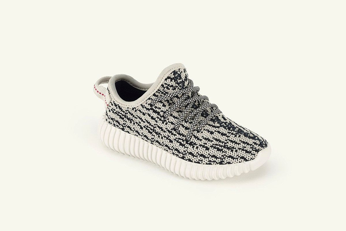 "adidas YEEZY Boost 350 ""Turtle Dove"" Infant mcmag.ru"