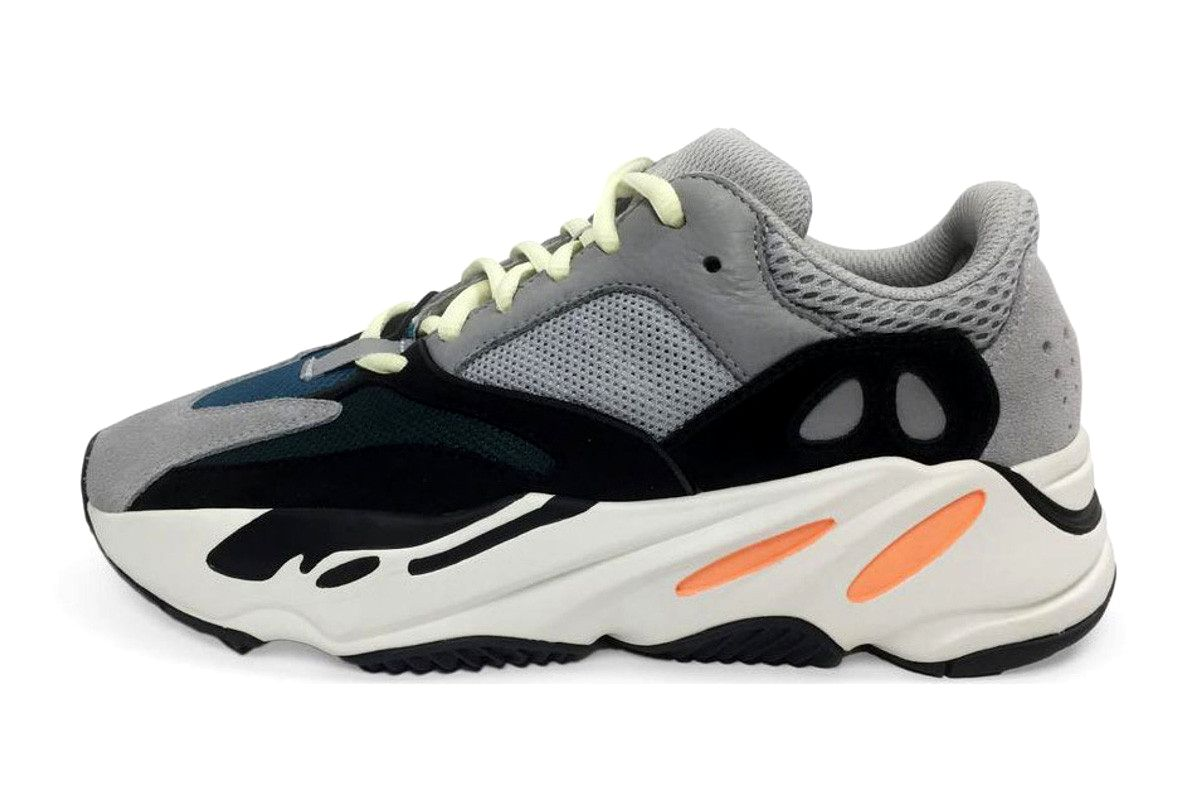 adidas Yeezy Wave Runner 700 Solid Grey mcmag.ru