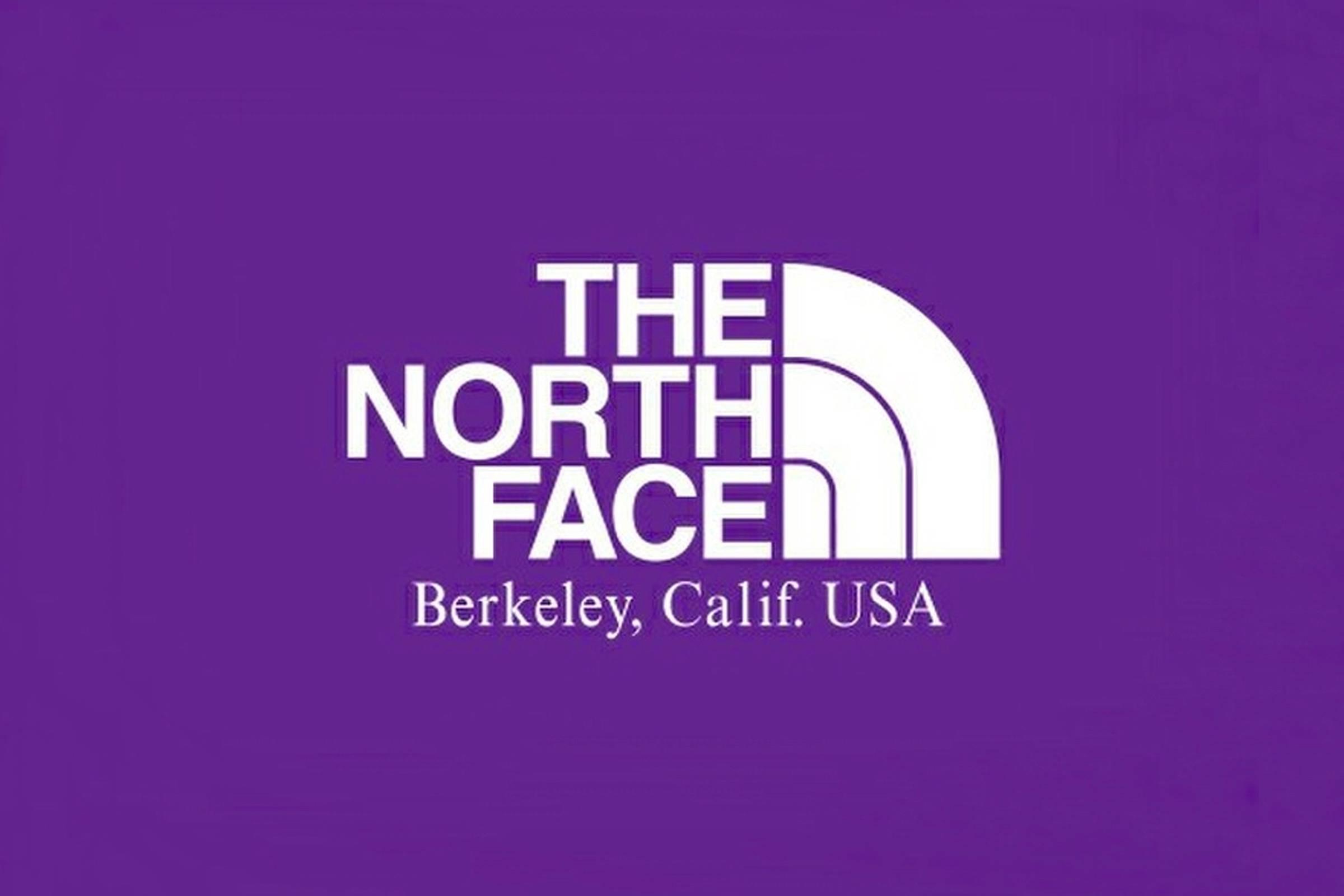 Purple Label the north face