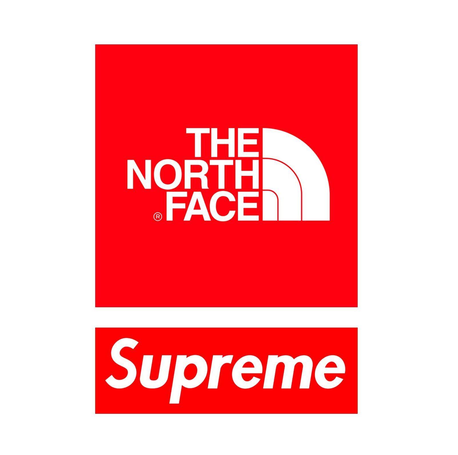 the north face supreme
