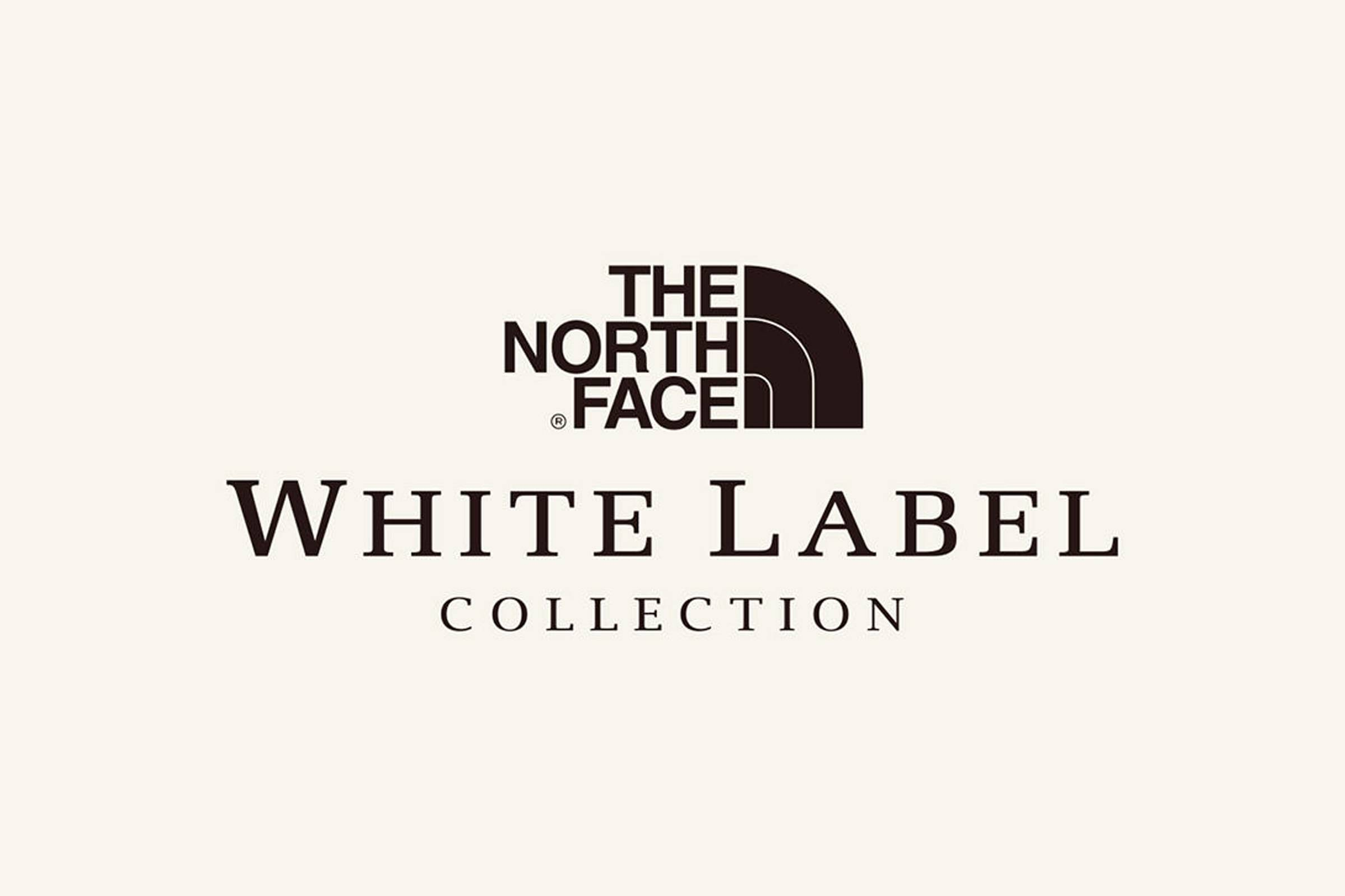 White Label the north face
