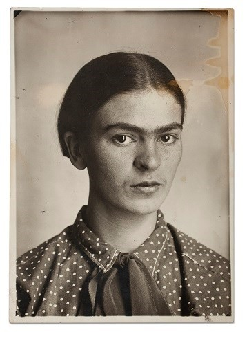 Фрида Кало, около 1926 года, дом-музей Фриды Кало © Diego Riviera and Frida Kahlo Archives, Banco de México