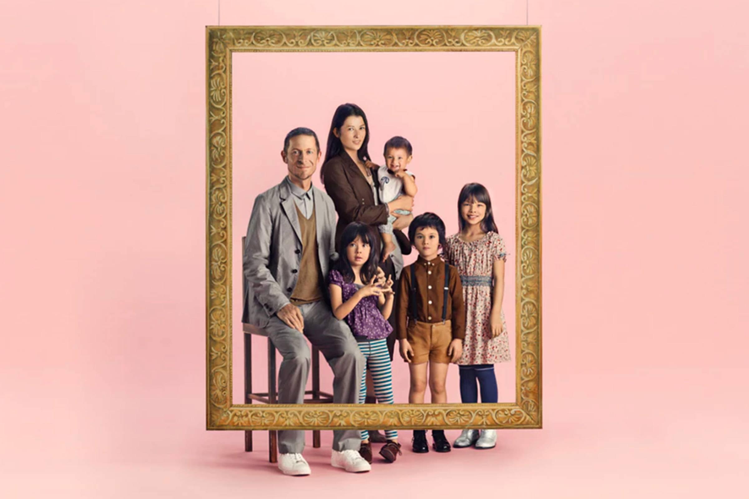 Реклама коллекции Uniqlo UU Весна/Лето 2012