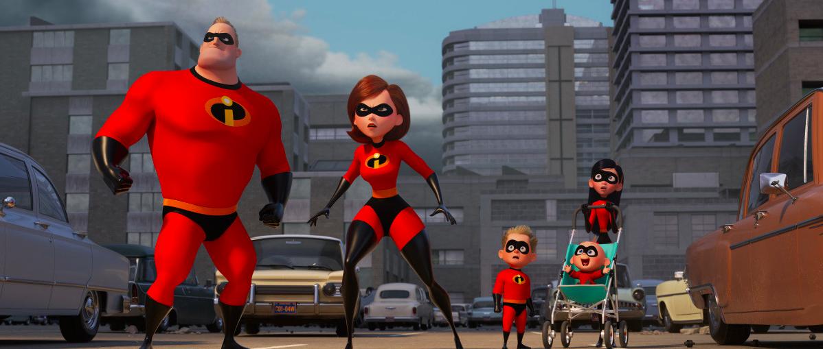 Суперсемейка 2 рецензия на мультфильм