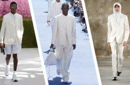 мужская мода Louis Vuitton SS19