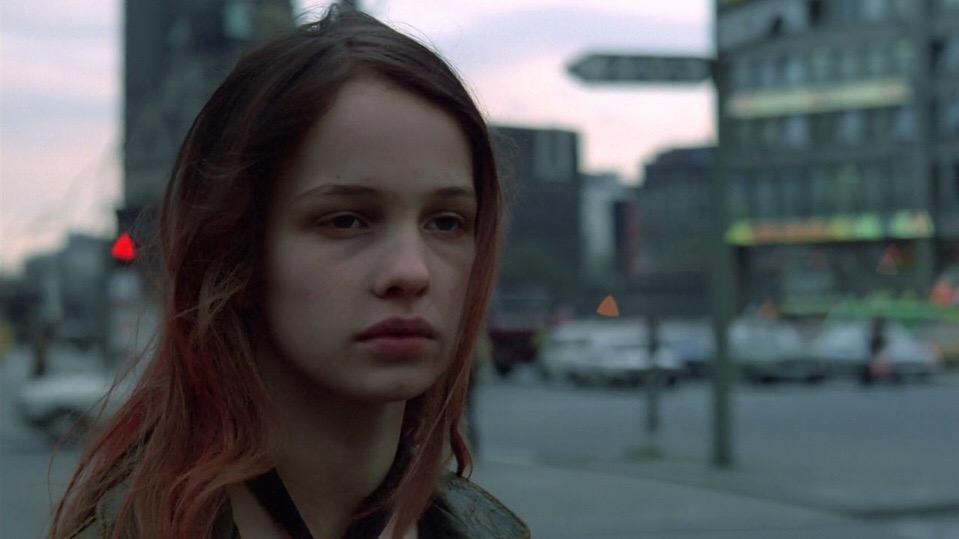 Кадр из фильма «Мы, дети станции Зоо» Christiane F.