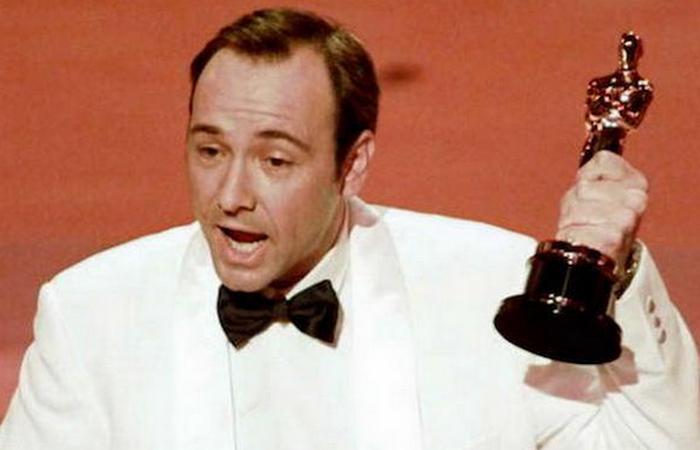 "Кевин Спейси на кинопремии ""Оскар"", 1996"
