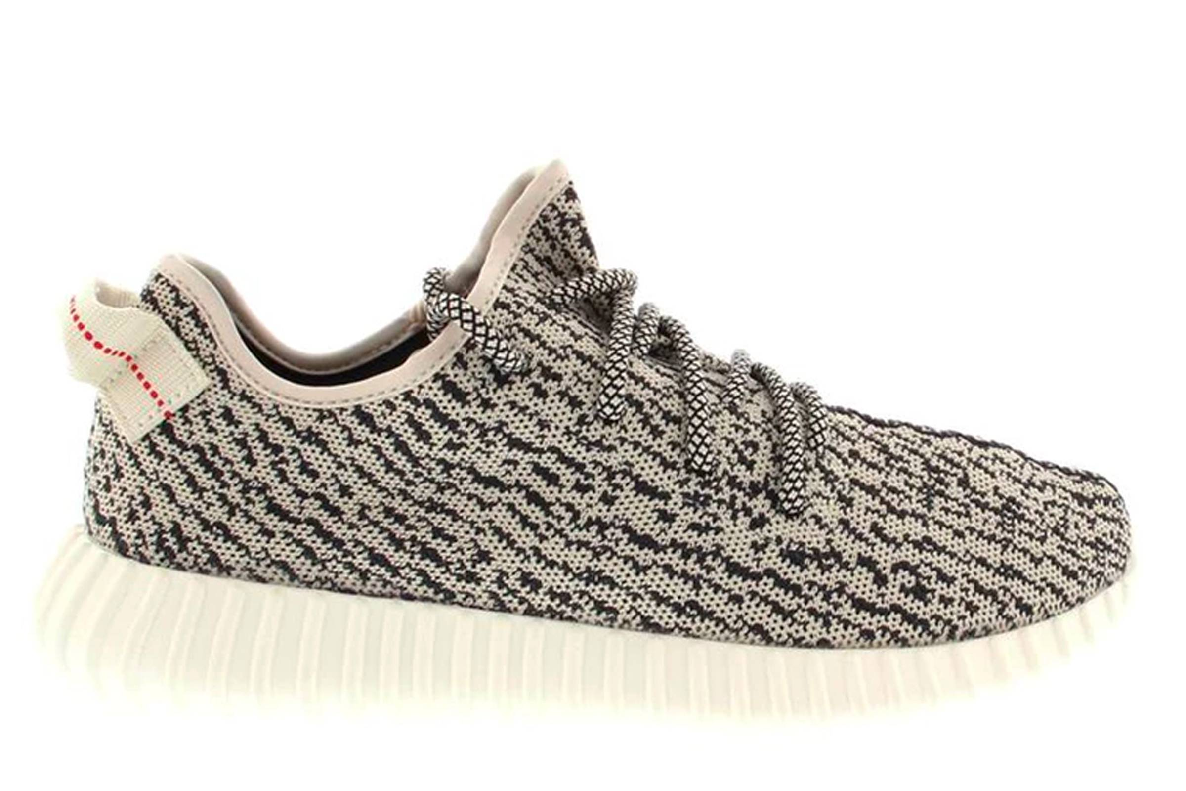 adidas Yeezy Boost Turtledove (2015) история adidas Boost