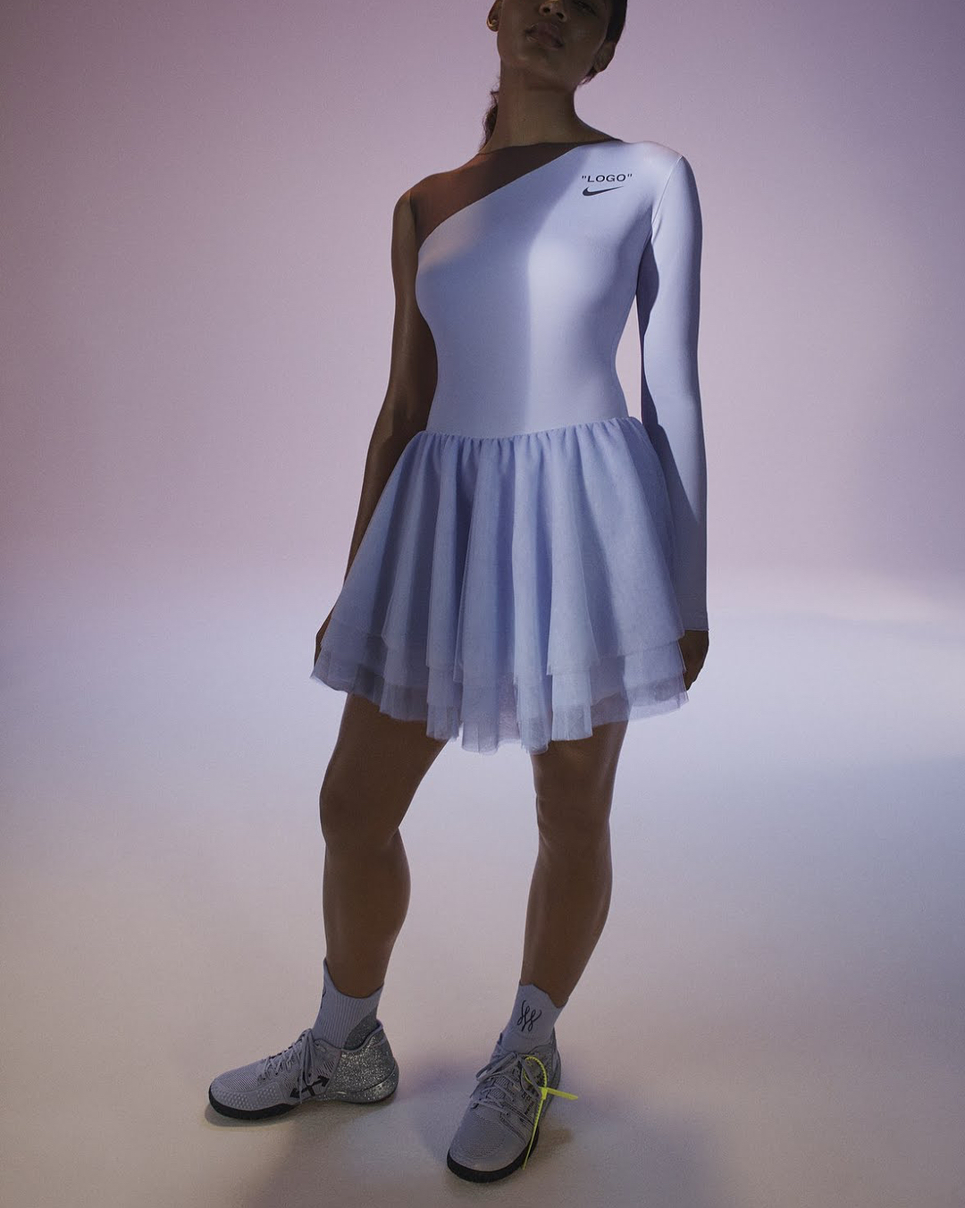 "Serena Williams special for Nike x Off White Collection ""Queen"""
