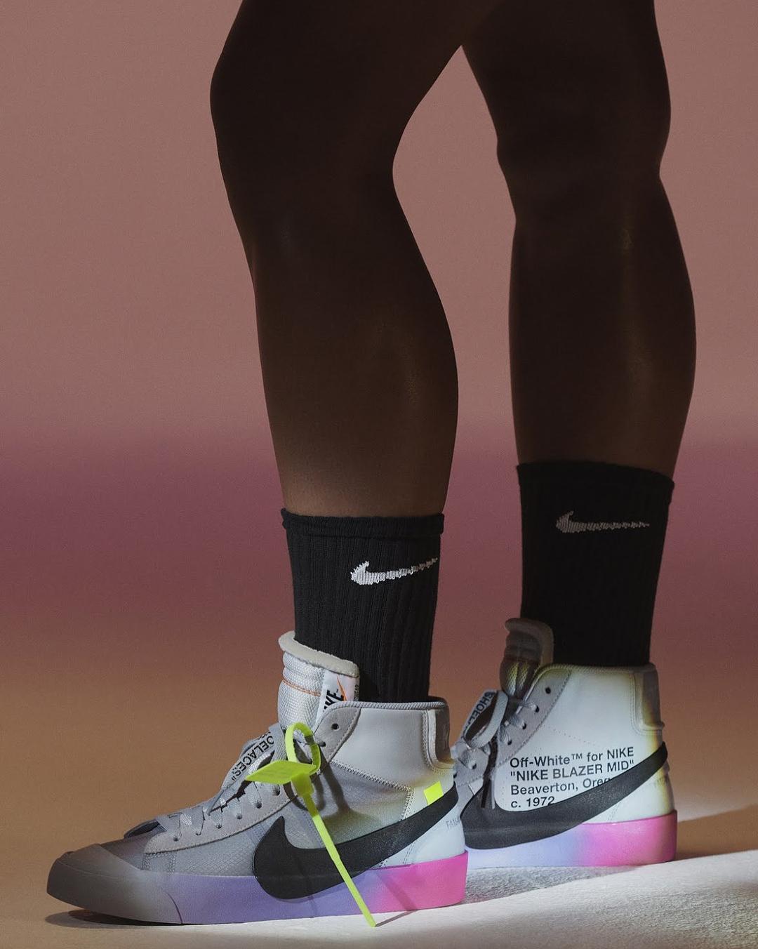 коллаборация Nike и Off-White