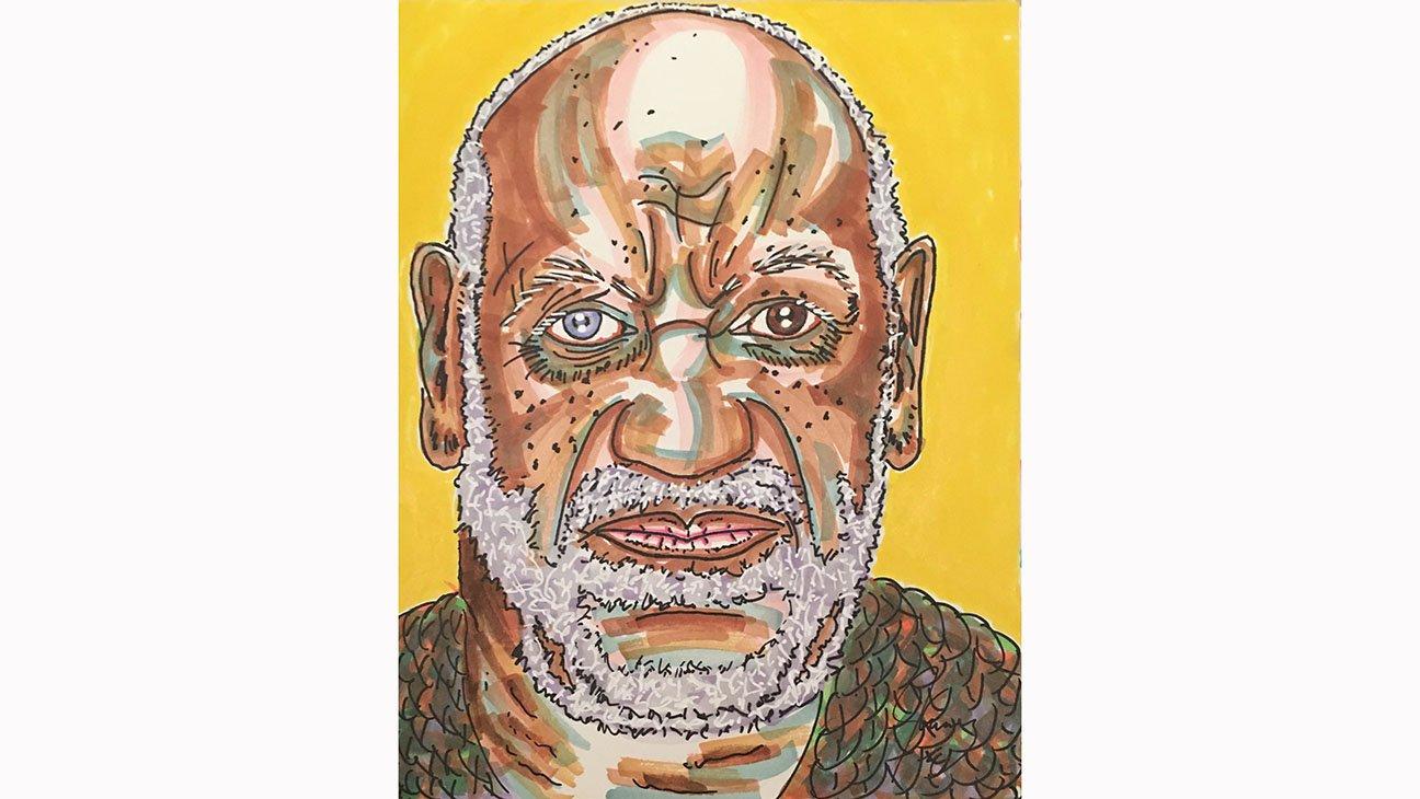 Картина Джима Керри