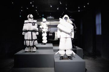 Новая инсталляция Крейга Грина для Moncler в SSENSE Montreal