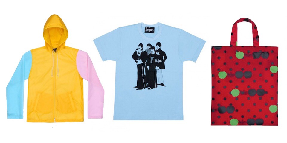 Comme des Garcons х The Beatles 2013