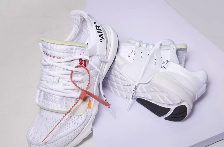 купить Off-White x Nike Air Presto