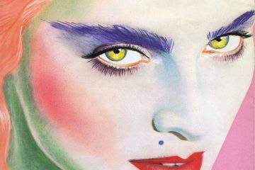 Мадонна для Interview Magazine