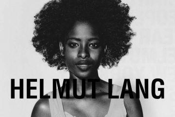 Новая кампания Helmut Lang собрала множество талантов