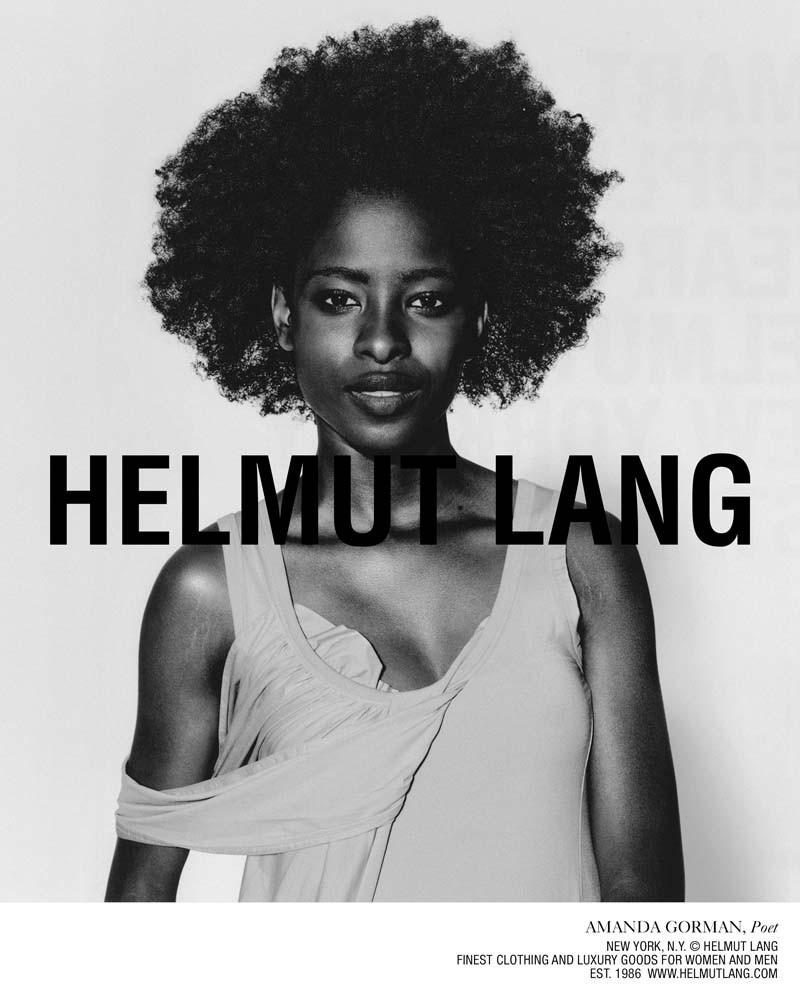 «Smart People Wear Helmut Lang» FW18