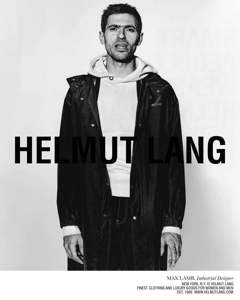 Helmut Lang Осень/Зима 2018