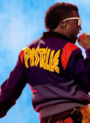 Pastelle Kanye West