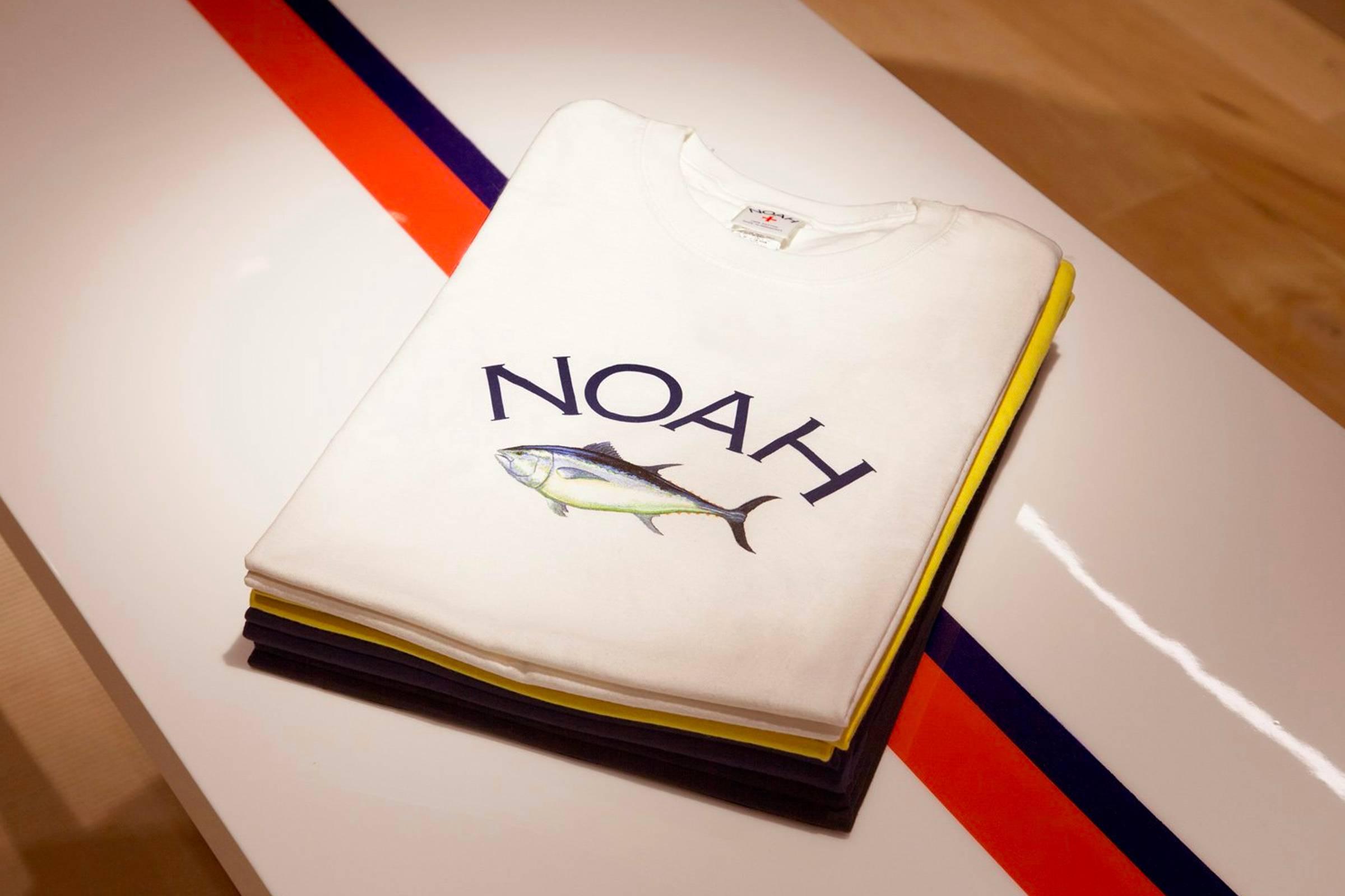 бренд Noah