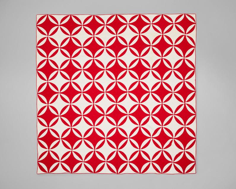 Calvin Klein vintage quilt