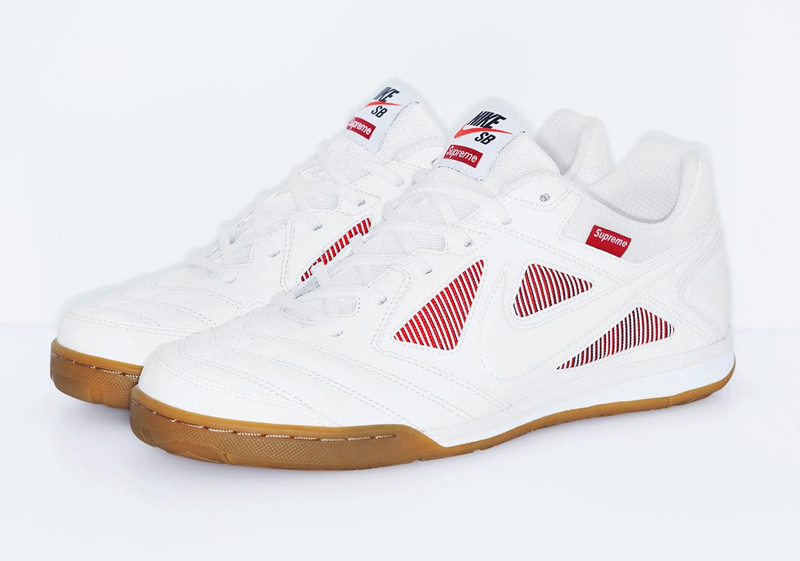 Supreme x Nike SB Gato 2018