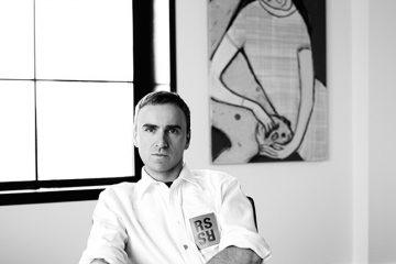 Раф Симонс будет удостоен премии Американского музея народного искусства