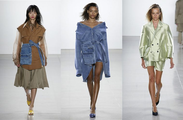 Коллекция Matthew Adams Dolan Spring/Summer 2019 Ready-to-Wear