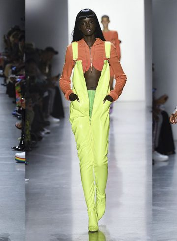 Коллекция Jeremy Scott Spring/Summer 2019 Ready-to-Wear