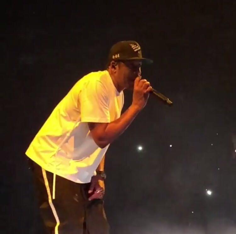 Jay-Z во время тура «4:44»