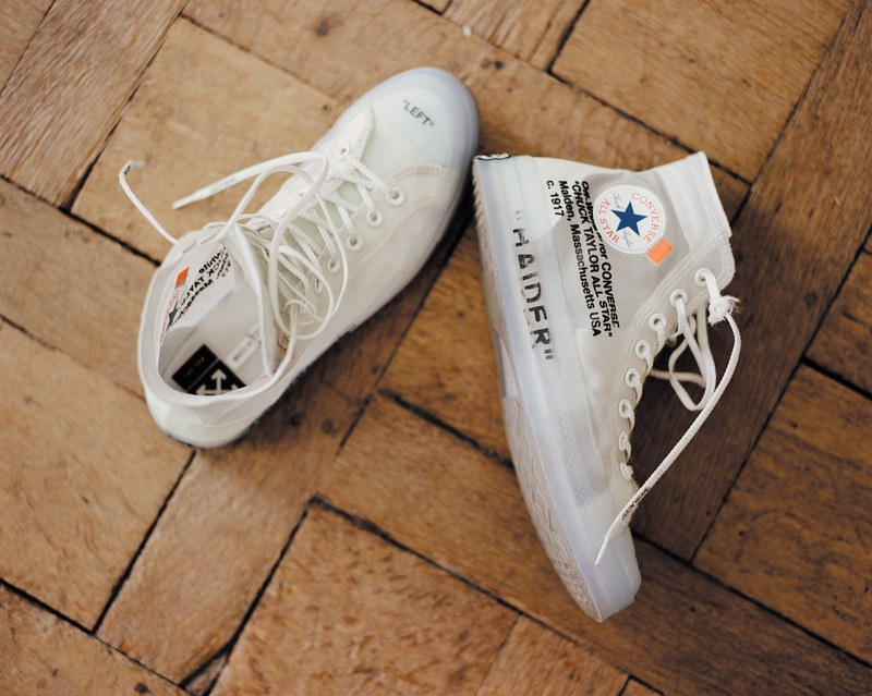 Converse x Off-White