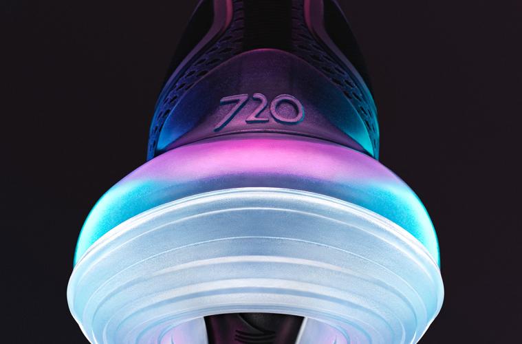 Всё, что известно о предстоящем релизе Nike Air Max 720